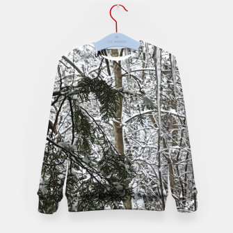 Thumbnail image of Icicles on The tree Kid's sweater, Live Heroes