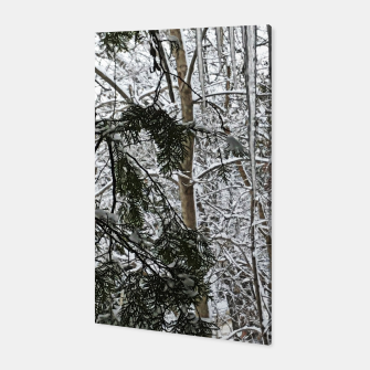 Thumbnail image of Icicles on The tree Canvas, Live Heroes