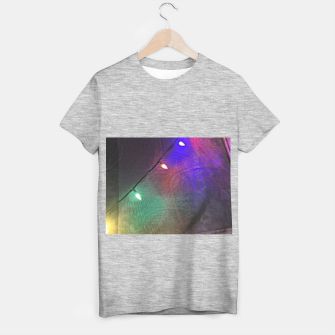 Thumbnail image of Christmas Lights Screen Dance T-shirt regular, Live Heroes