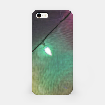 Thumbnail image of Christmas Lights Screen Dance iPhone Case, Live Heroes
