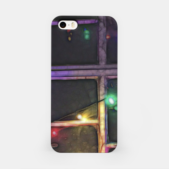 Thumbnail image of Christmas Lights Refraction iPhone Case, Live Heroes