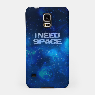 Thumbnail image of I need space Handyhülle für Samsung, Live Heroes