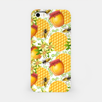 Miniatur Honey Bees iPhone Case, Live Heroes