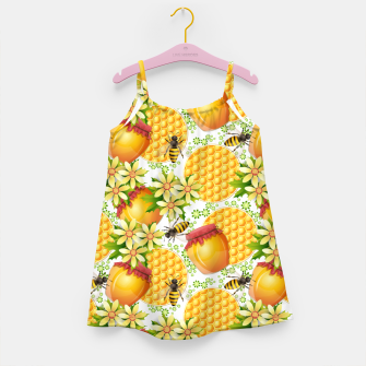 Thumbnail image of Honey Bees Girl's dress, Live Heroes