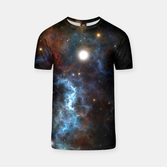 Thumbnail image of The Sydeous Nexus Cluster T-shirt, Live Heroes