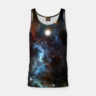 Thumbnail image of The Sydeous Nexus Cluster Tank Top, Live Heroes