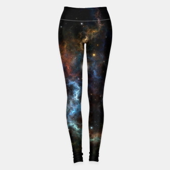The Sydeous Nexus Cluster Leggings