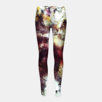 Unstable surface Girl's leggings thumbnail image