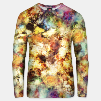 Thumbnail image of Into the distance Unisex sweater, Live Heroes