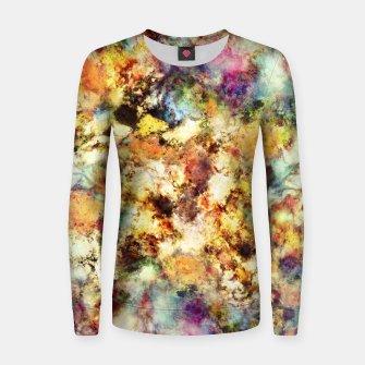 Thumbnail image of Into the distance Women sweater, Live Heroes