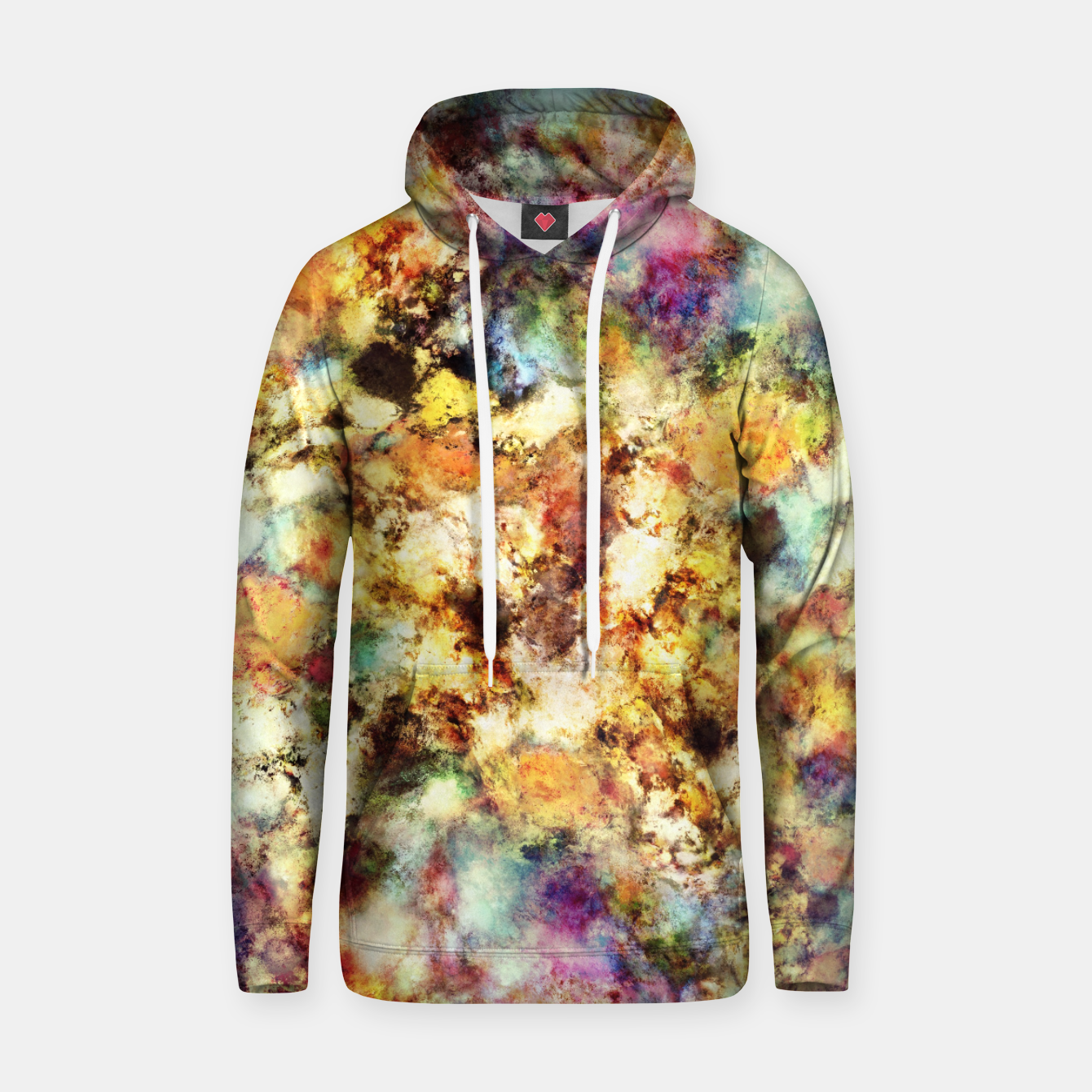 Image of Into the distance Hoodie - Live Heroes