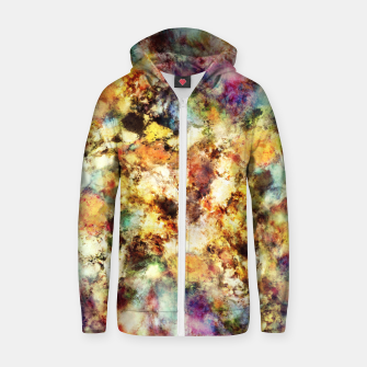 Thumbnail image of Into the distance Zip up hoodie, Live Heroes