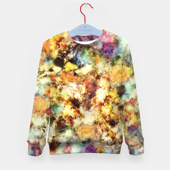 Thumbnail image of Into the distance Kid's sweater, Live Heroes