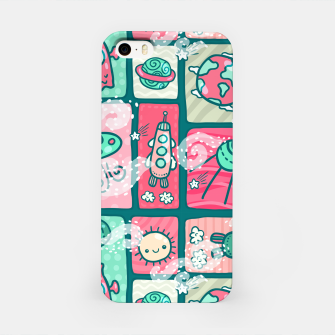 Thumbnail image of Hello Alien iPhone Case, Live Heroes