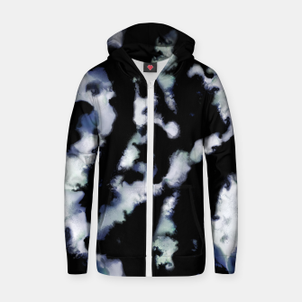 Thumbnail image of Dappled horses Zip up hoodie, Live Heroes
