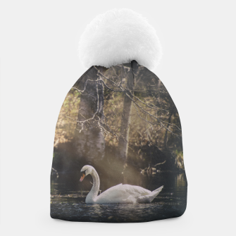 Thumbnail image of swan #1 Beanie, Live Heroes
