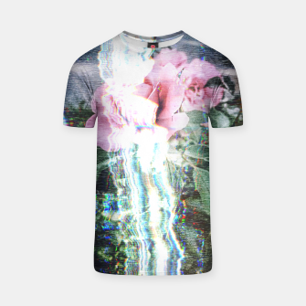 Thumbnail image of Electronic Nature  T-shirt, Live Heroes