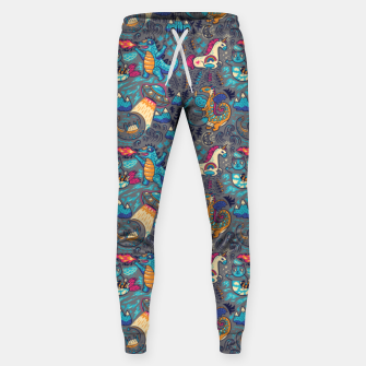 Thumbnail image of Fantastic Creatures Sweatpants, Live Heroes