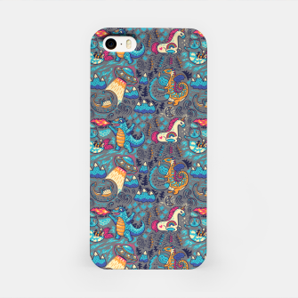 Thumbnail image of Fantastic Creatures iPhone Case, Live Heroes