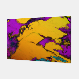 Thumbnail image of Yellow erosion Canvas, Live Heroes