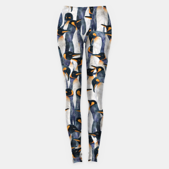 Thumbnail image of Singing Penguin Leggings, Live Heroes