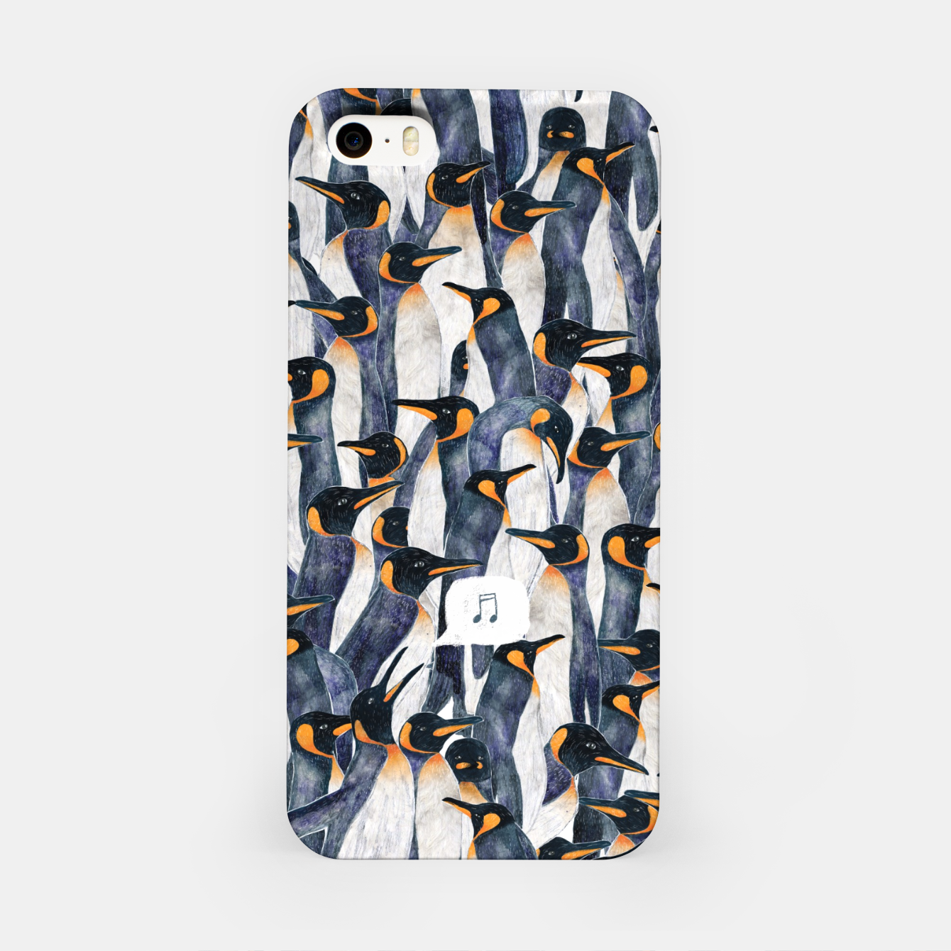 Image of Singing Penguin iPhone Case - Live Heroes