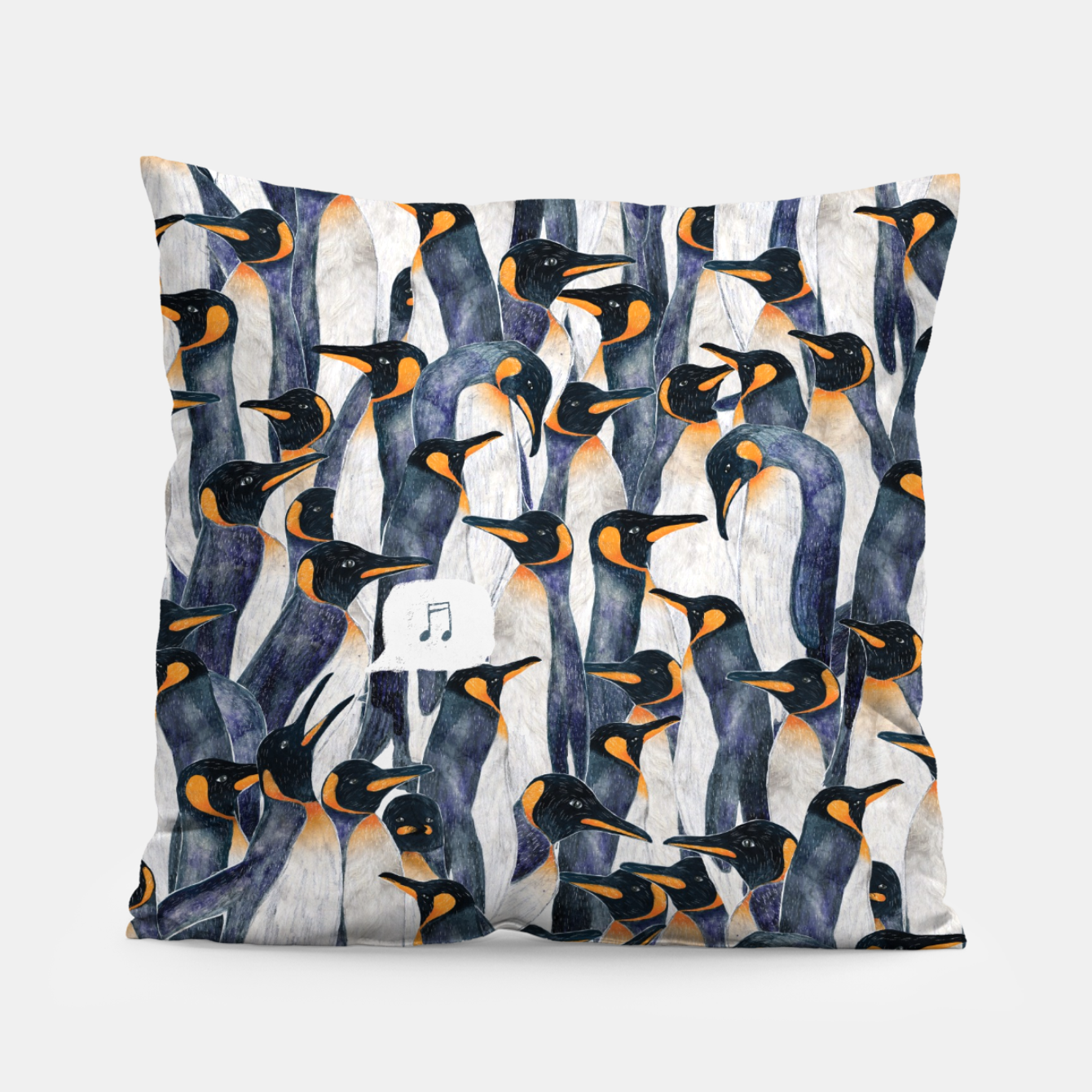 Image of Singing Penguin Pillow - Live Heroes