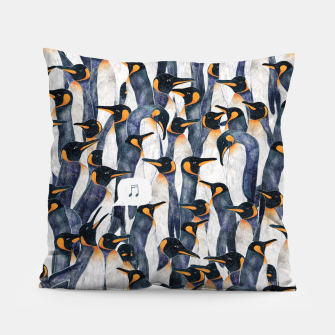 Singing Penguin Pillow thumbnail image