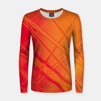 Thumbnail image of into the fire Women sweater, Live Heroes