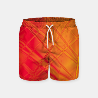 Thumbnail image of into the fire Swim Shorts, Live Heroes