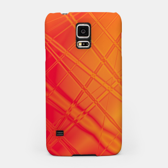 Thumbnail image of into the fire Samsung Case, Live Heroes