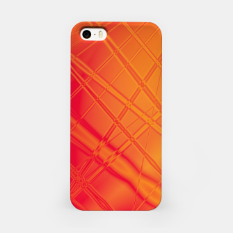 Thumbnail image of into the fire iPhone Case, Live Heroes