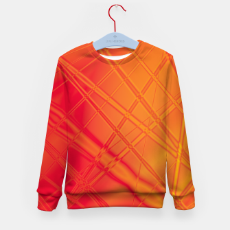 Thumbnail image of into the fire Kid's sweater, Live Heroes
