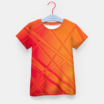 Thumbnail image of into the fire Kid's t-shirt, Live Heroes