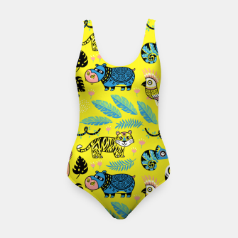 Miniature de image de Exotic Animals Swimsuit, Live Heroes