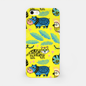 Miniature de image de Exotic Animals iPhone Case, Live Heroes