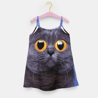 Thumbnail image of Humor Cat Girl's dress, Live Heroes