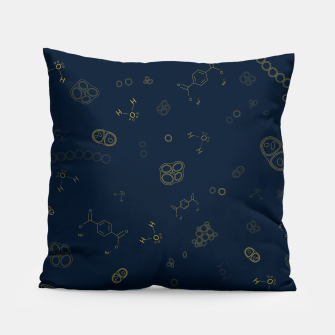 Thumbnail image of Cyanobacteria Science Pillow, Live Heroes
