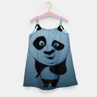 Thumbnail image of Confused Panda Girl's dress, Live Heroes