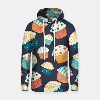 Thumbnail image of Cupcake Party Hoodie, Live Heroes