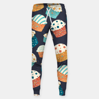 Thumbnail image of Cupcake Party Sweatpants, Live Heroes