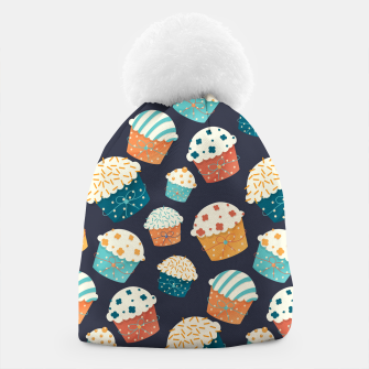 Thumbnail image of Cupcake Party Beanie, Live Heroes