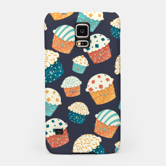 Thumbnail image of Cupcake Party Samsung Case, Live Heroes
