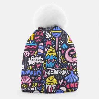 Thumbnail image of Dessert Universe Beanie, Live Heroes