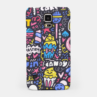 Thumbnail image of Dessert Universe Samsung Case, Live Heroes