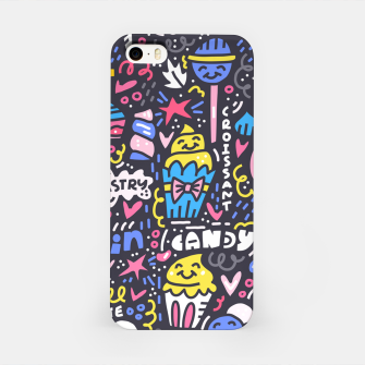 Thumbnail image of Dessert Universe iPhone Case, Live Heroes