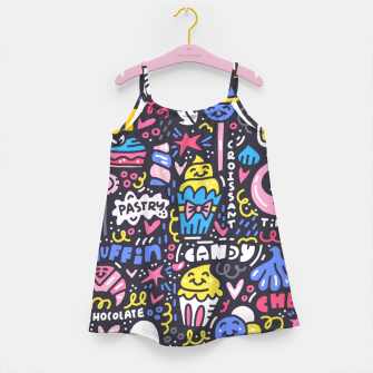 Thumbnail image of Dessert Universe Girl's dress, Live Heroes