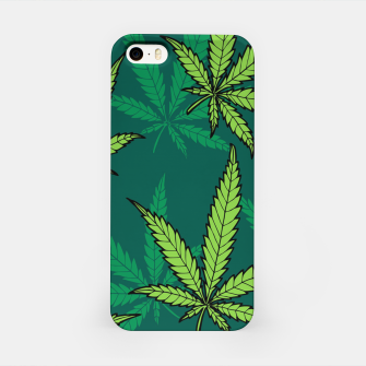 Thumbnail image of Hemp Pattern iPhone Case, Live Heroes