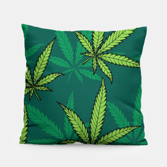 Thumbnail image of Hemp Pattern Pillow, Live Heroes