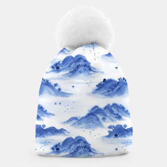 Thumbnail image of Morning in the Mountains Beanie, Live Heroes